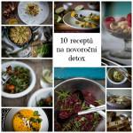 10 receptů na novoroční detox