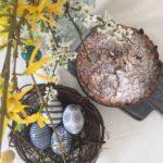 Bezlepkový velikonoční mazanec